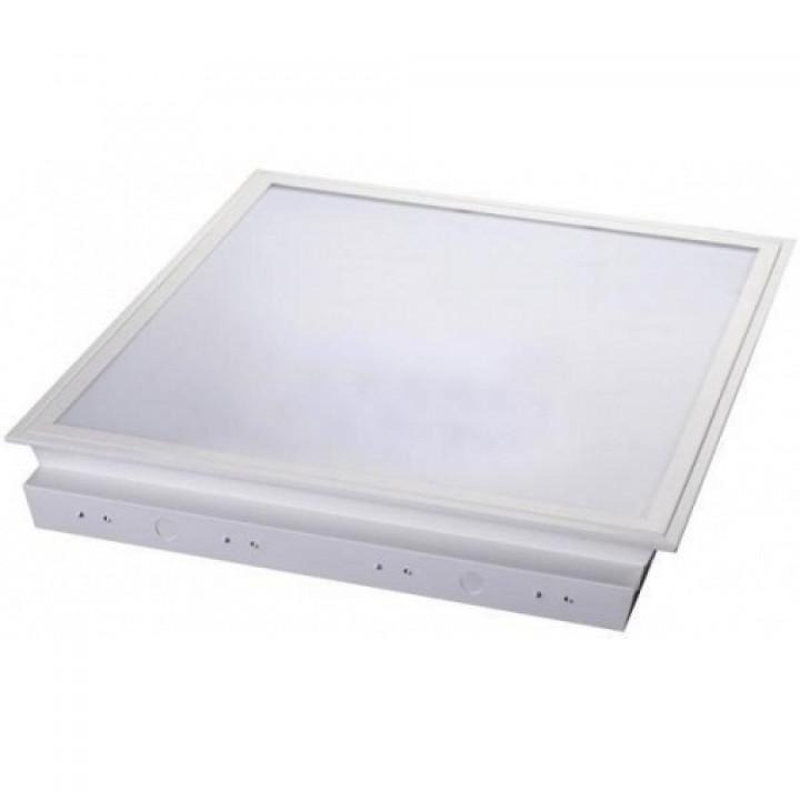 Lumen Панель LED 600 40W 6400K  Сплошной холодный свет