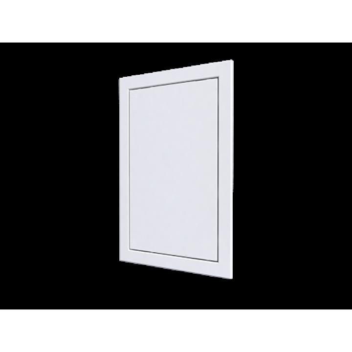 Люк-дверца ревизионный нажимной 268х318 с фланцем 246х296