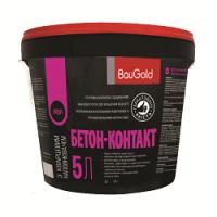 Грунтовка Baugold (Бауголд) Бетоноконтакт (10л)