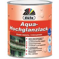Аква-емаль глянсова DUFA Aqua-Hochglanzlack (2.5 л.)
