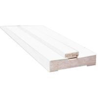 Короб дверной Новый Стиль МДФ белый (80*32)