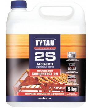Антисептик для дерева Tytan 2S (1:9/5кг)
