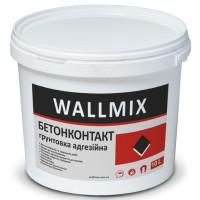 Грунтовка Wallmix Бетоноконтакт (15 кг)