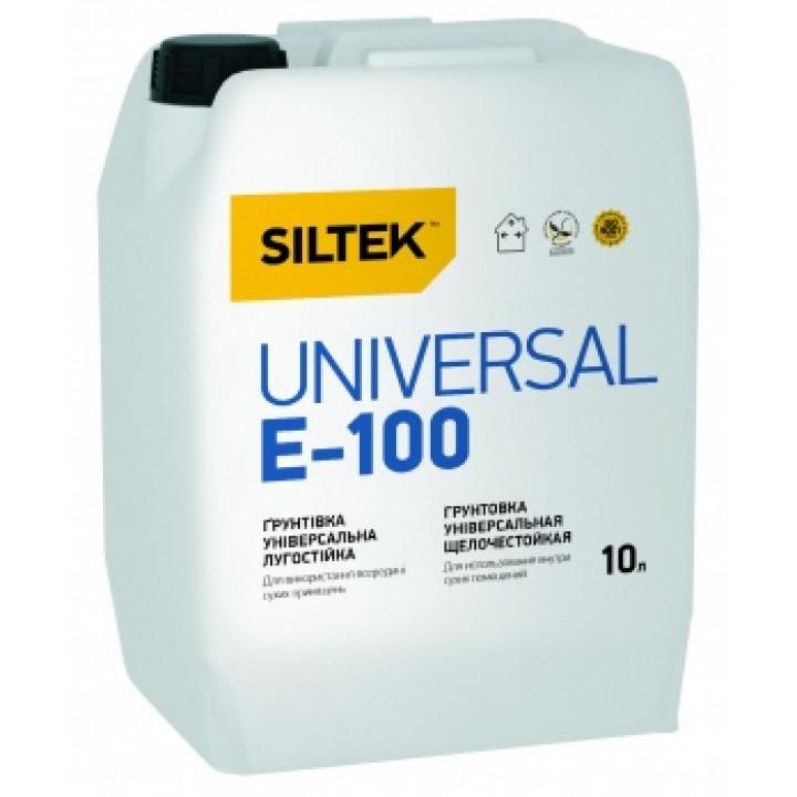 Грунтовка универсальная SILTEK Universal Е-100 (5 л.)