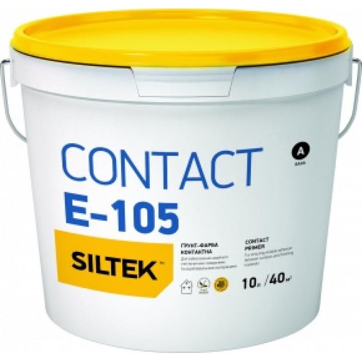 Грунтовка контактная SILTEK Contact Е-105 (3 л.)