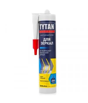 Клей монтажный для зеркал Tytan Professional (310мл/бежевый)