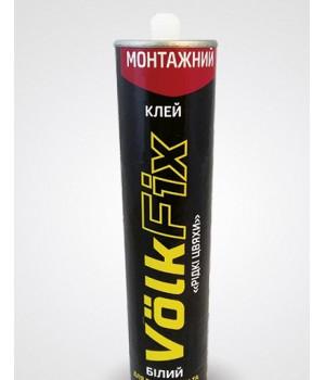 VolkFix Клей жидкие гвозди белые (300мл)