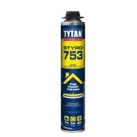 Tytan Пена-клей проф. O2 STYRO 753 GUN B3 (750мл)