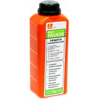 Пластификатор гидрофобизатор Coral Expert Fasad (Корал) (1л)