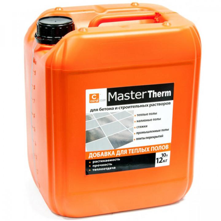 Coral MasterTherm Пластификатор для теплого пола (1л.)