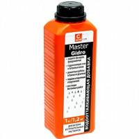 Водоотталкивающая добавка для бетона Coral Master Gidro (Корал) (1л)