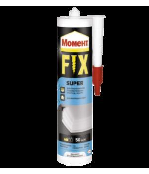 МОМЕНТ Клей монтажный FIX Super (250гр.)