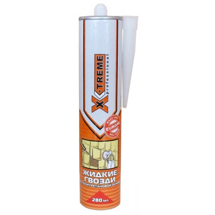 X-Treme Жидкие гвозди полиуретановые прозрачные (420 гр.)