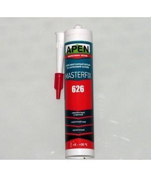 Apen Клей монтажный акриловый белый (280мл)