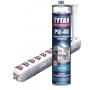 Герметик поліуретановий Tytan Professional PU 40 (600мл/сірий)