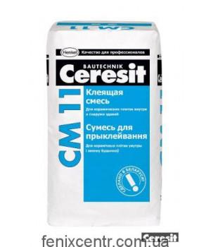 CERESIT СМ-11 Клей для плитки 25кг