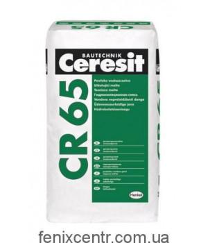 CERESIT CR-65 Гидроизоляционная смесь 25кг