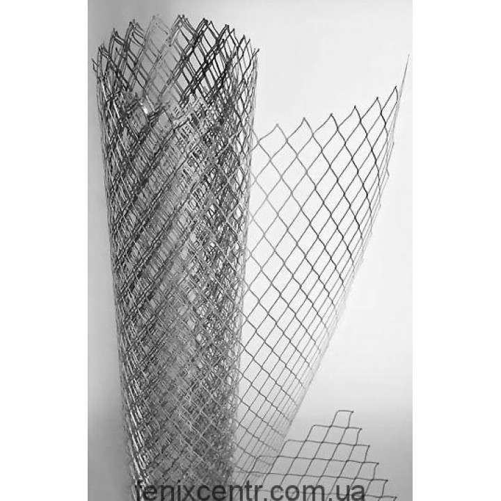 Сетка просечно-вытяжная ОЦ 17*40 (5 м.кв)