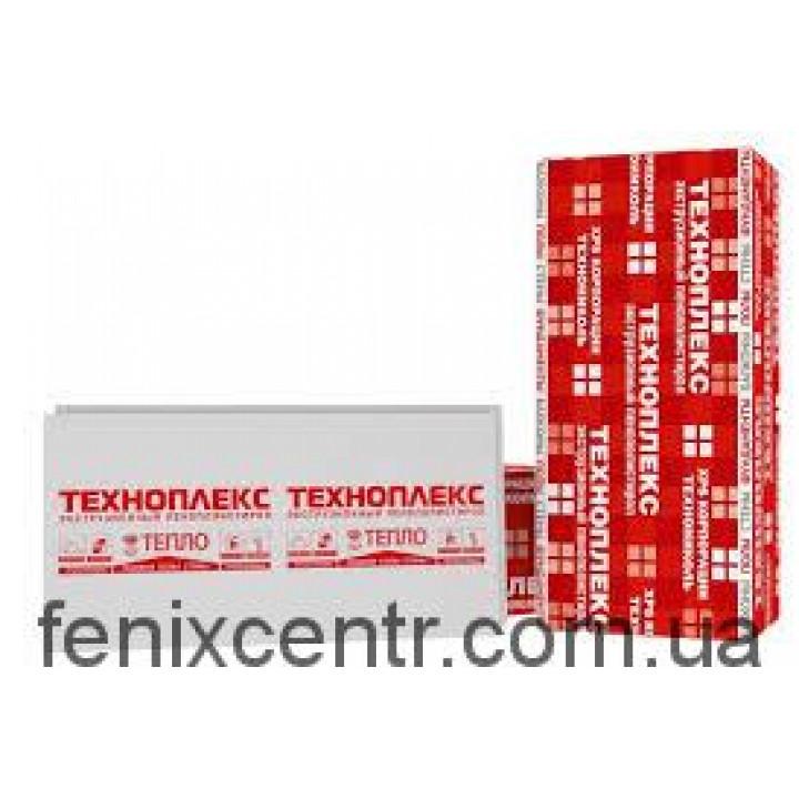 Пенополистирол Техноплекс 1.18*0.58*30мм