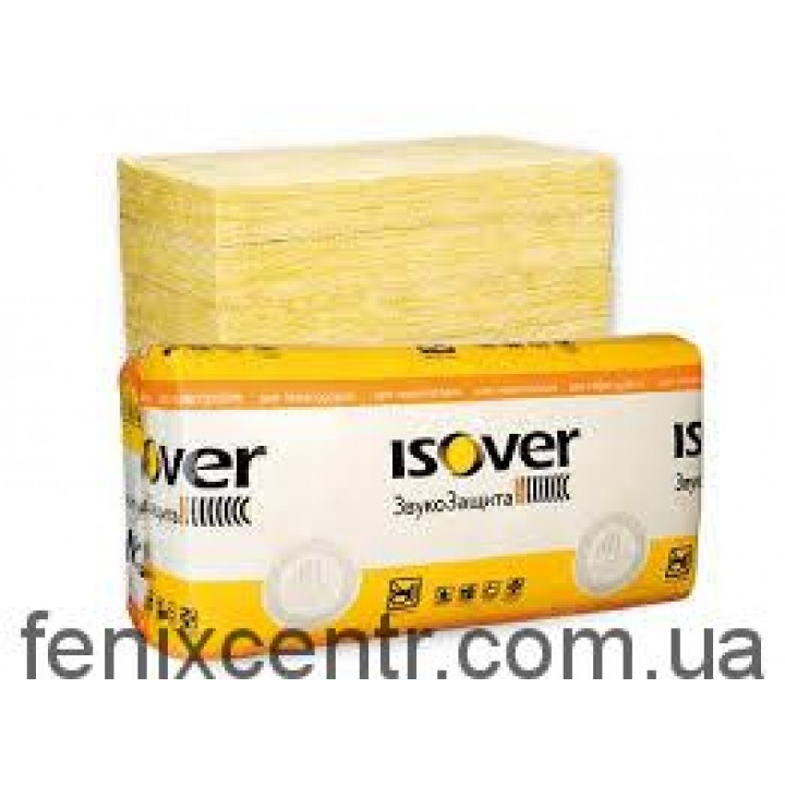 Минераловатная плита IZOVER FASADE 135пл (1000*600) 100мм 1 сорт (1.8м2)