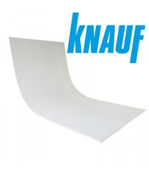 Гипсокартон KNAUF 6 мм (КНАУФ Харьков) 2,5м, арочный