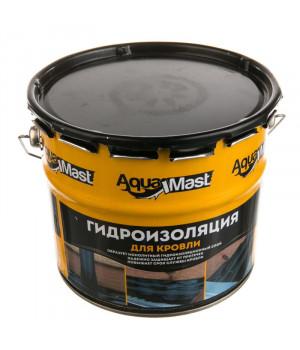 AquaMast Мастика битумно-резиновая (10кг)