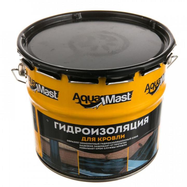 AquaMast Мастика битумно-резиновая (3кг)