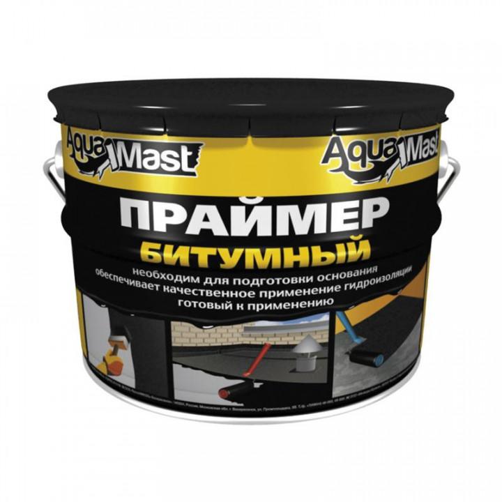 AquaMast Праймер битумный (10л)