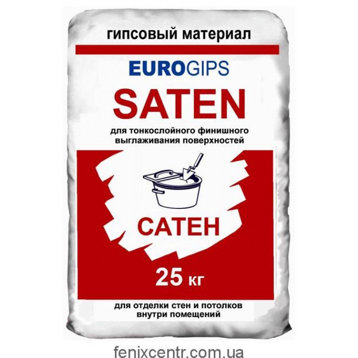 EUROgips SATEN 25кг