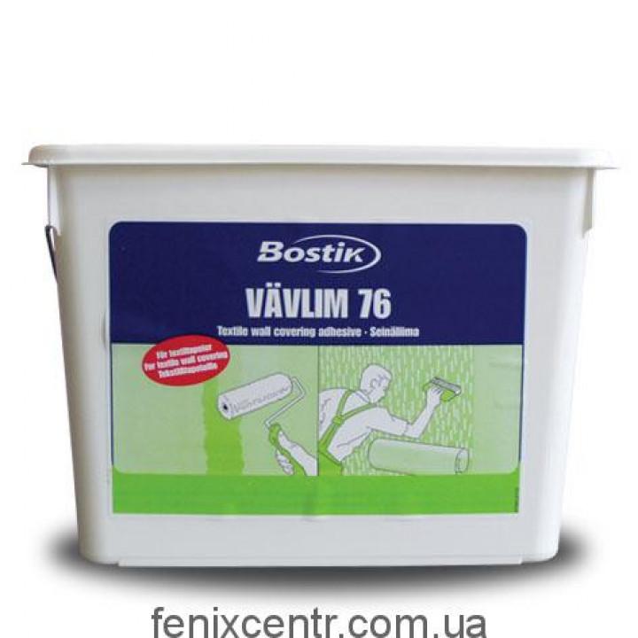 Клей для обоев Bostik 76 5л