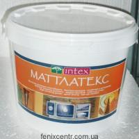 "Интекс Краска ""Матлатекс"" 14кг"