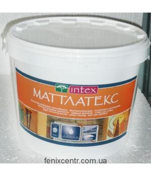 "Интекс Краска ""Матлатекс"" 1,5кг"