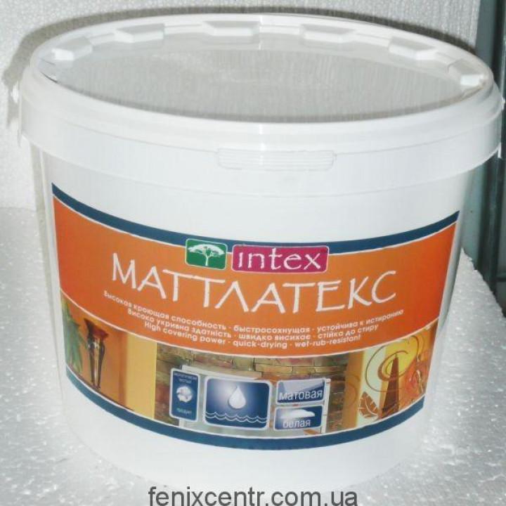 "Интекс Краска ""Матлатекс"" 7кг"