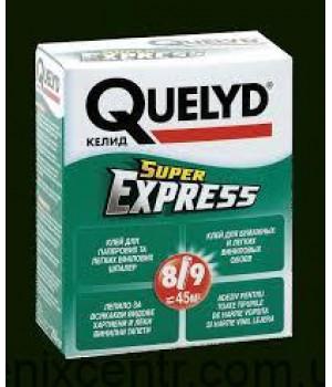 Quelyd Клей для обоев супер экспресс 250гр.