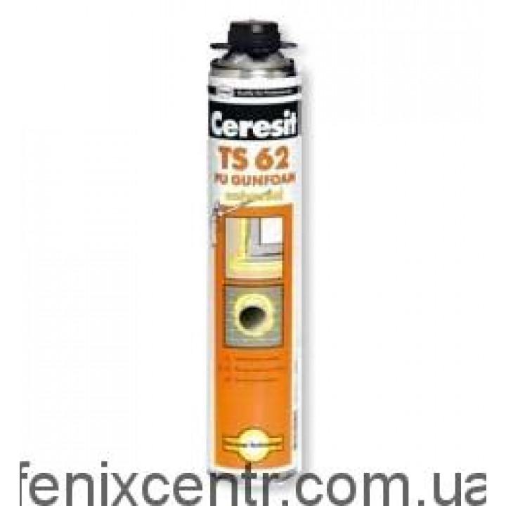 CERESIT ТS-62 Пена монтажная Pro 750мл