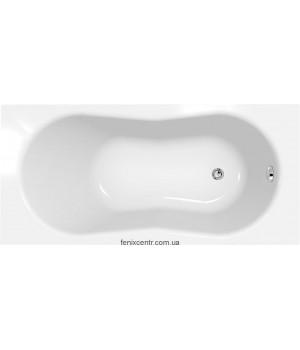 CERSANIT Nike Ванна акриловая 150*70