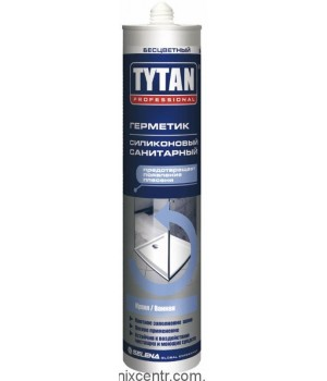 TYTAN Силикон санитарный прозрачный 310мл