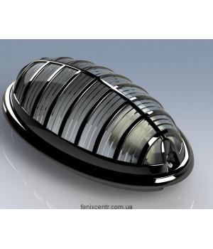 HOROZ  AQUA  светильник IP65 (черный)