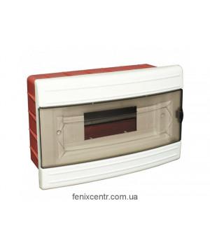 LUXEL Короб на 9 автомата (внутренний)