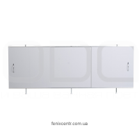 ODA Экран под ванну 1.7м (белый)
