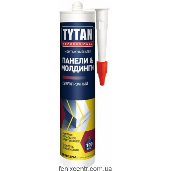 TYTAN Клей строительный для панелей и молдингов №910 (440г)
