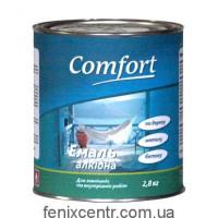 Эмаль Комфорт (Comfort) ПФ-115 красно-коричневая (2,8кг.)