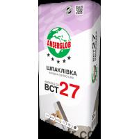 ANSERGLOB (Ансерглоб) ВСТ-27 Шпаклевка финишная светло-серая, 20кг