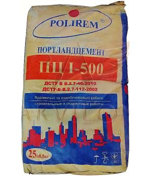 Полирем Цемент М-500 25кг