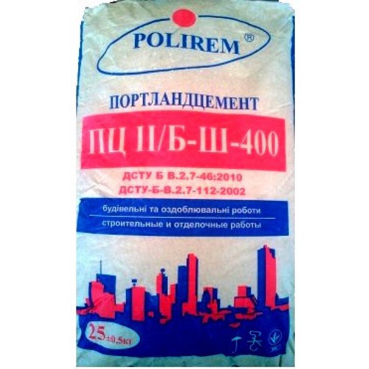 Полирем Цемент М-400 25кг