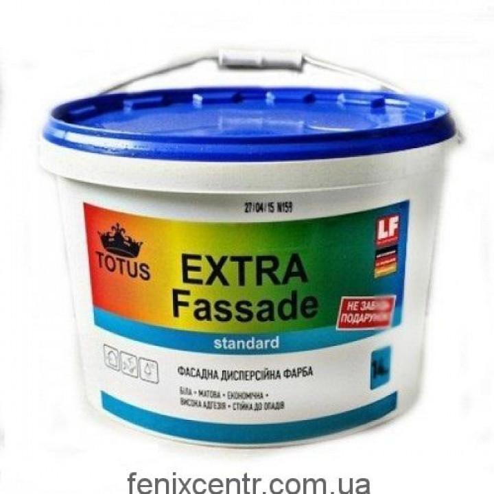 Фасадная краска TOTUS Extra Fassade (7кг)