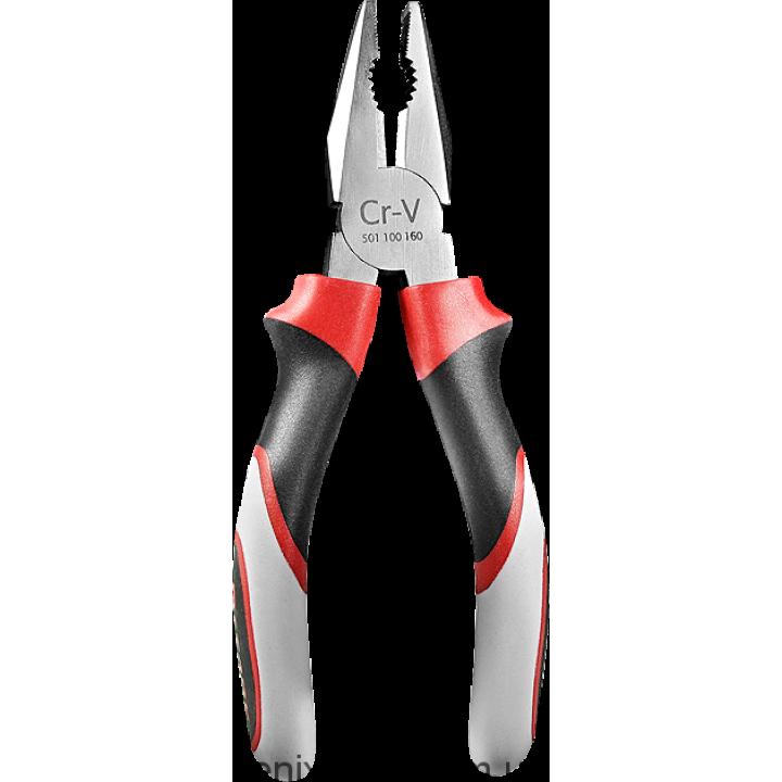 Плоскогубцы комбинированные STARK 180 мм