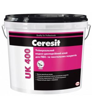 Клей для линолеума CERESIT UK-400 14кг