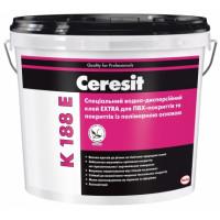 Клей для линолеума CERESIT K-188 E, 12кг