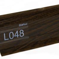 LinePlast Плинтус Ироко L048 2.5м